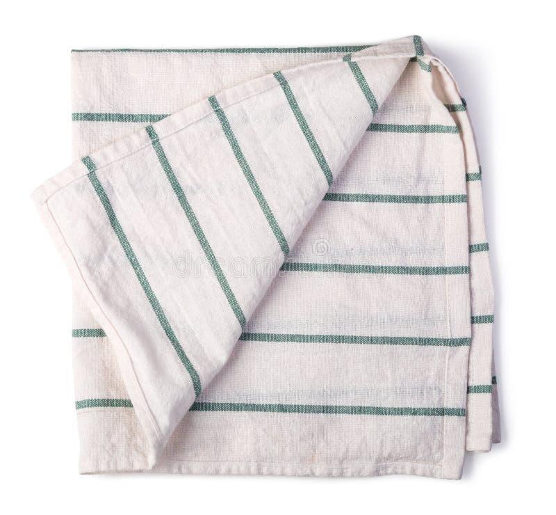 serviette photo stock
