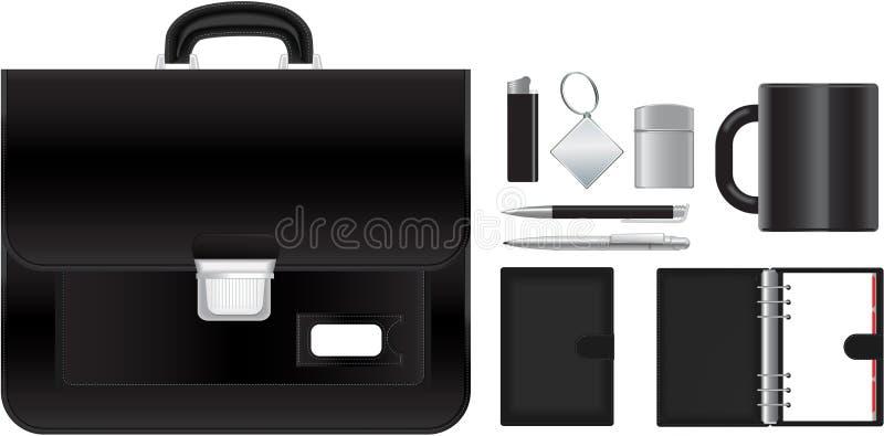 serviette illustration stock