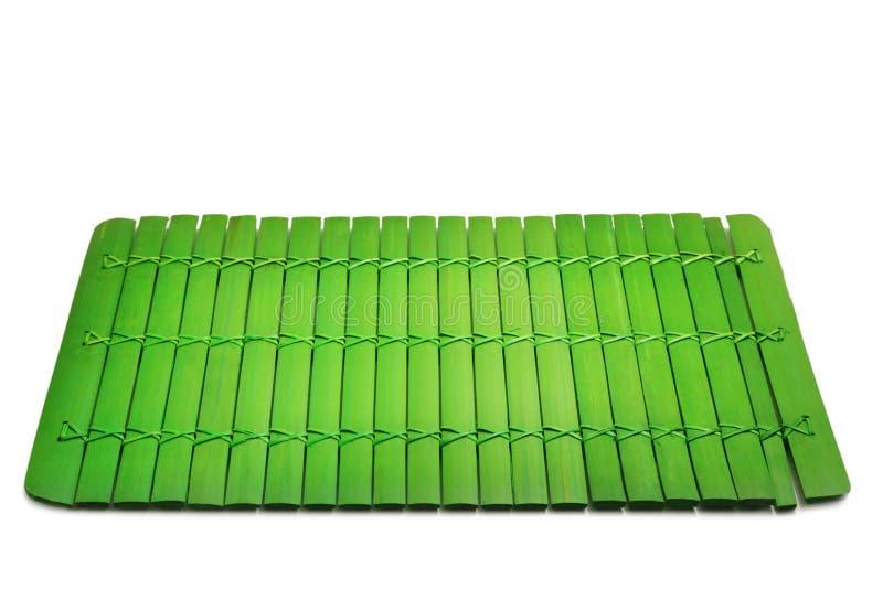 Serviette en bambou photographie stock libre de droits