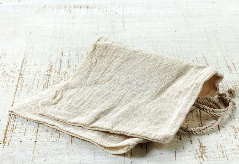 Servilleta de lino imagen de archivo