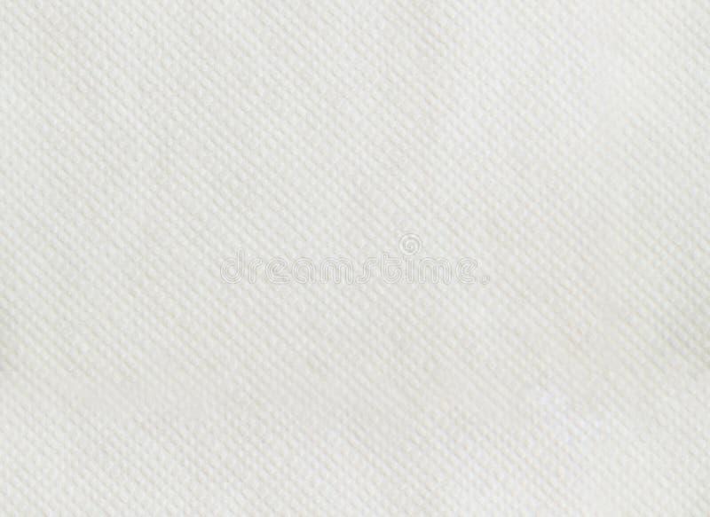 Servilleta de papel que graba en relieve textura inconsútil E foto de archivo libre de regalías