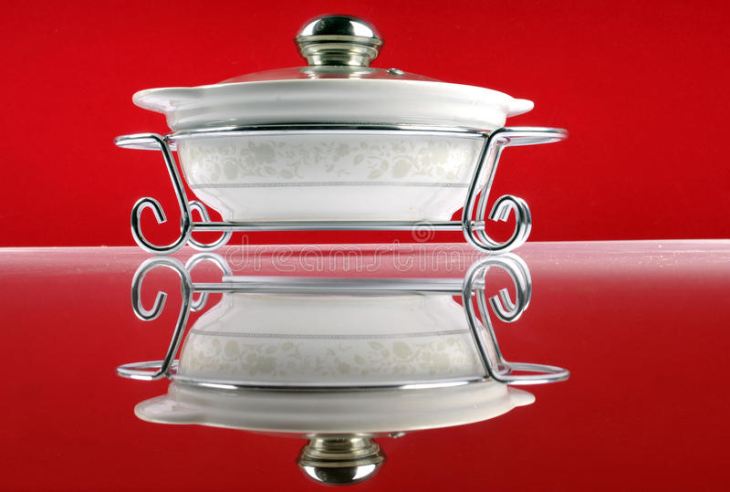 Serving dish royalty free stock images