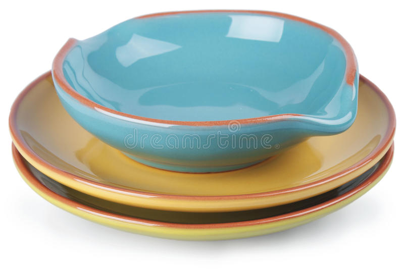 Serving Dishes Stock Images