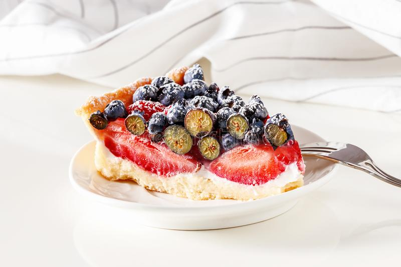 recipe: how to serve fresh berries [6]