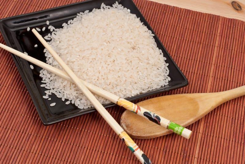A Serving Of Rice Stock Photos