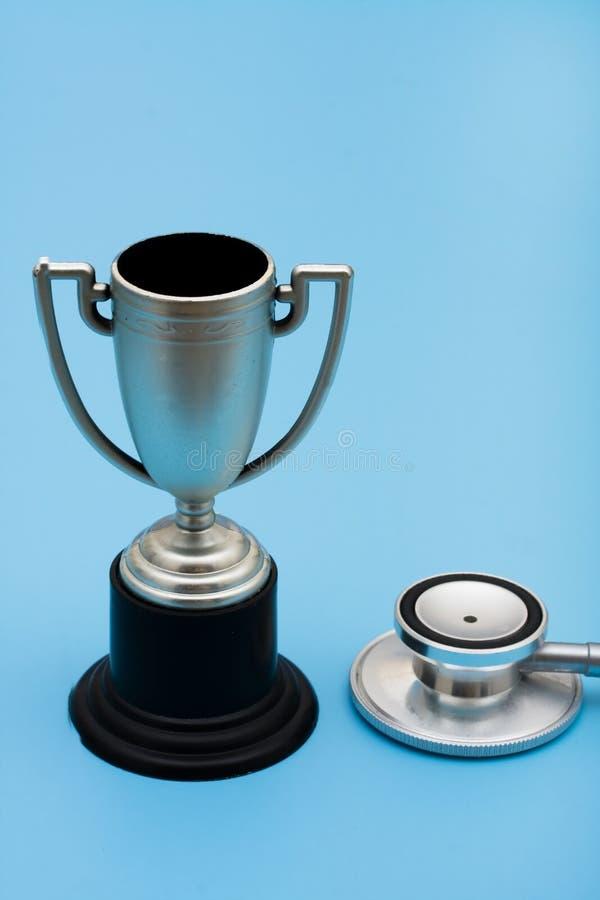 Servizi di conquista di sanità del premio fotografia stock