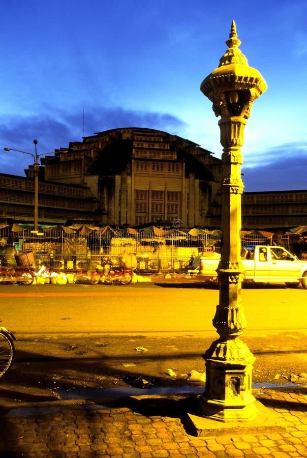 Servizio Cambogia immagine stock