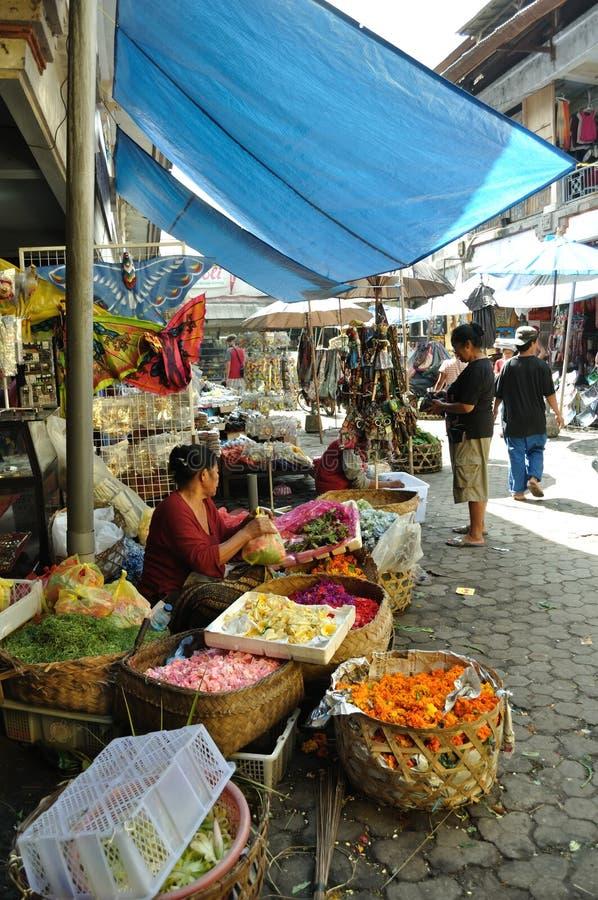 Servizio del Bali Ubud fotografia stock libera da diritti