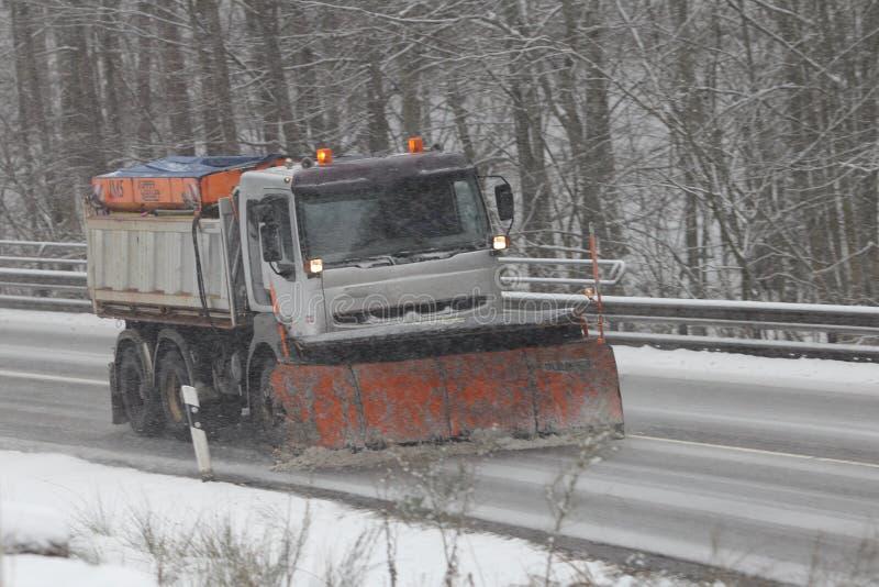 Servizio di inverno fotografia stock libera da diritti