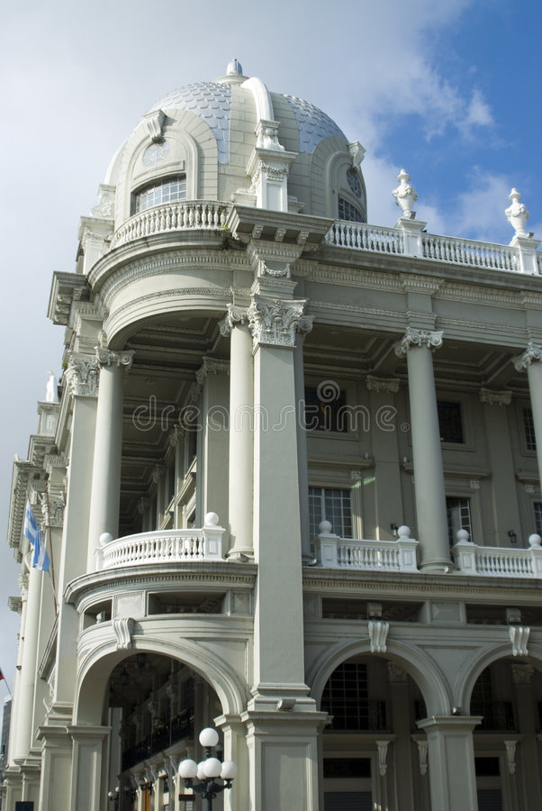 Servizio governativo Guayaquil Ecuador fotografia stock