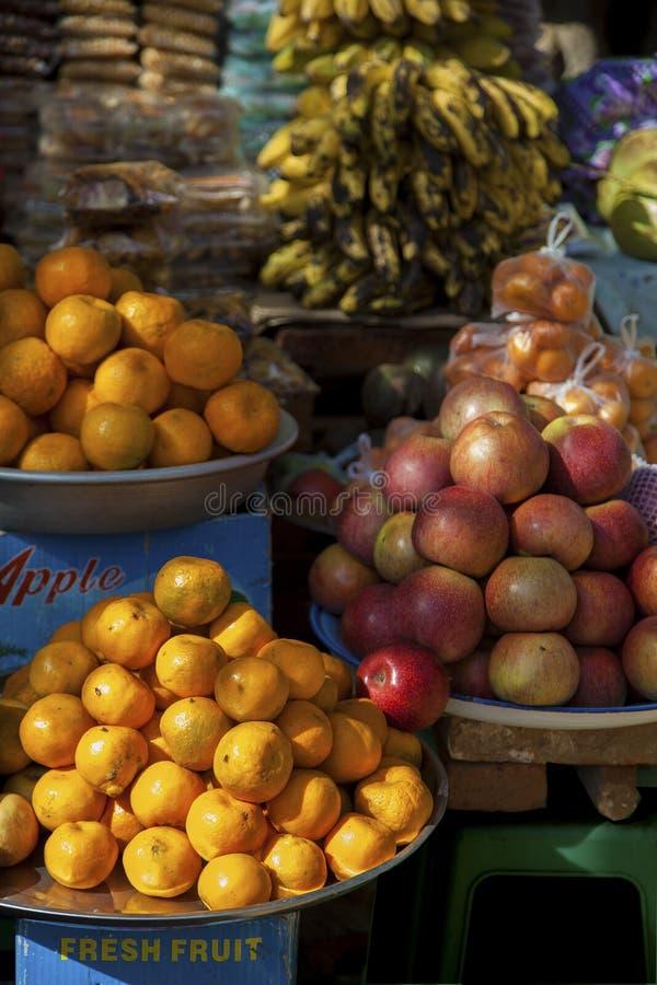 servizio in Myanmar fotografia stock libera da diritti