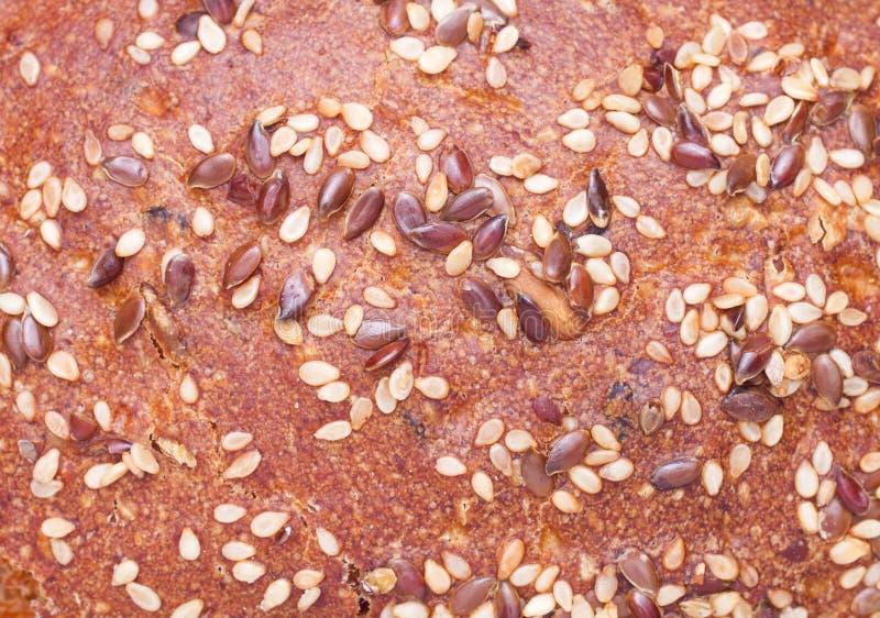 Download Sesamzaden bij het baksel stock afbeelding. Afbeelding bestaande uit maaltijd - 54080395