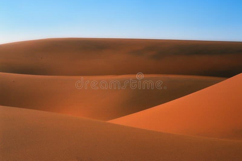 Sesriem. Namibië stock fotografie
