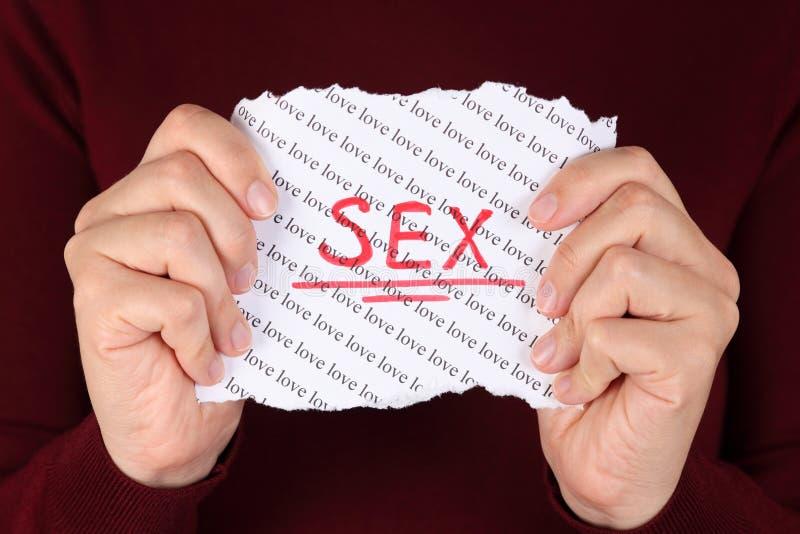 sesso fotografia stock libera da diritti