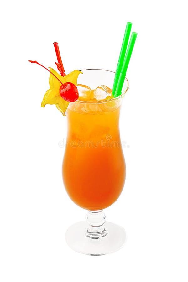 Sesso del cocktail sulla spiaggia fotografia stock libera da diritti