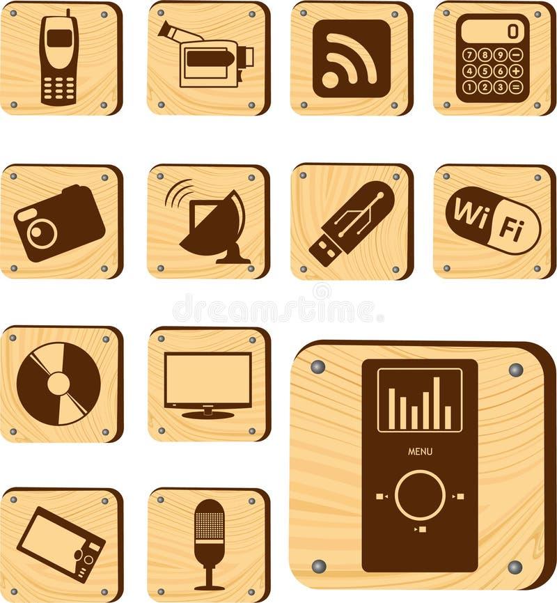 Setów Guziki - 177_W. Technika I Digital Fotografia Stock