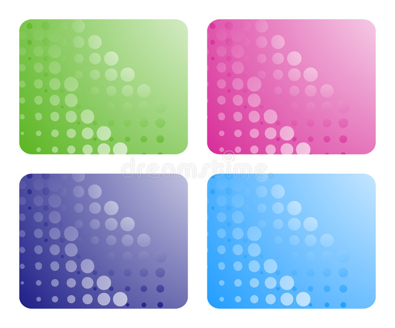 Download Set Of Abstract Backgrounds Stock Images - Image: 9074514
