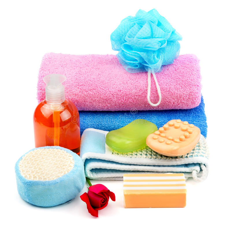 Download A Set Of Accessories For Swimming Stock Photo - Image: 31271848