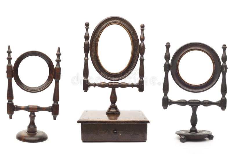 Download Set Of Antique Mirrors Royalty Free Stock Photo - Image: 27860325