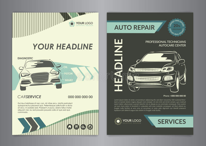 auto repair flyer sample nede whyanything co