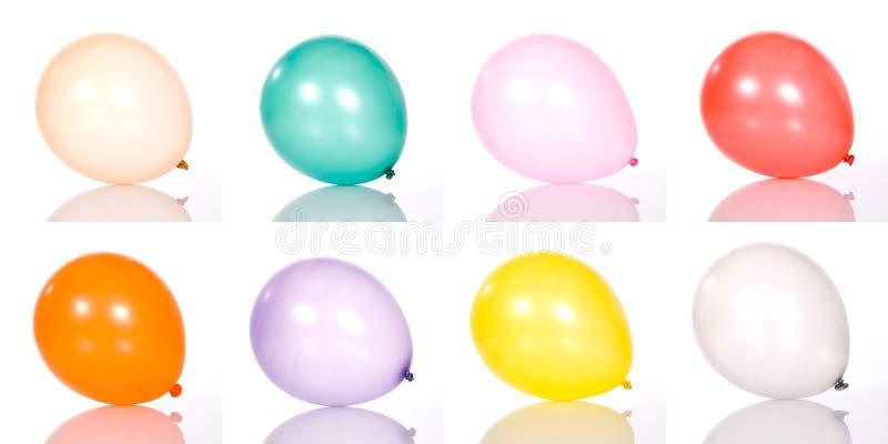 Set Of Balloon stock photos