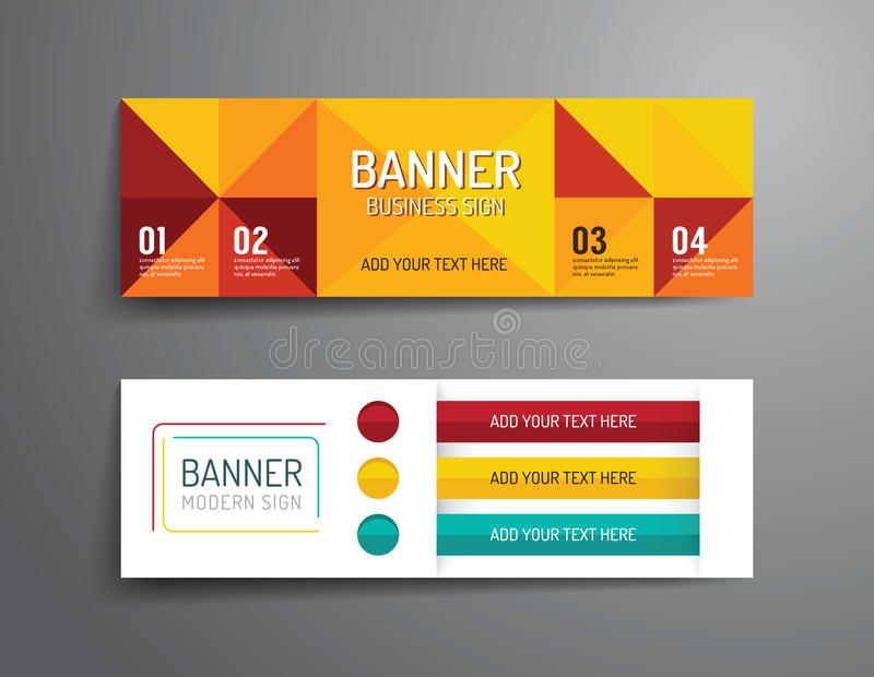 Set of banner template vector design.graphic or website layout. Set of banner template vector design.graphic or website layout vector.can be used for royalty free illustration