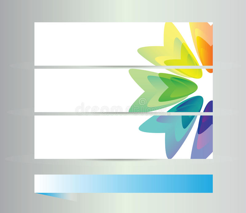 Set Of Banners Stock Vector