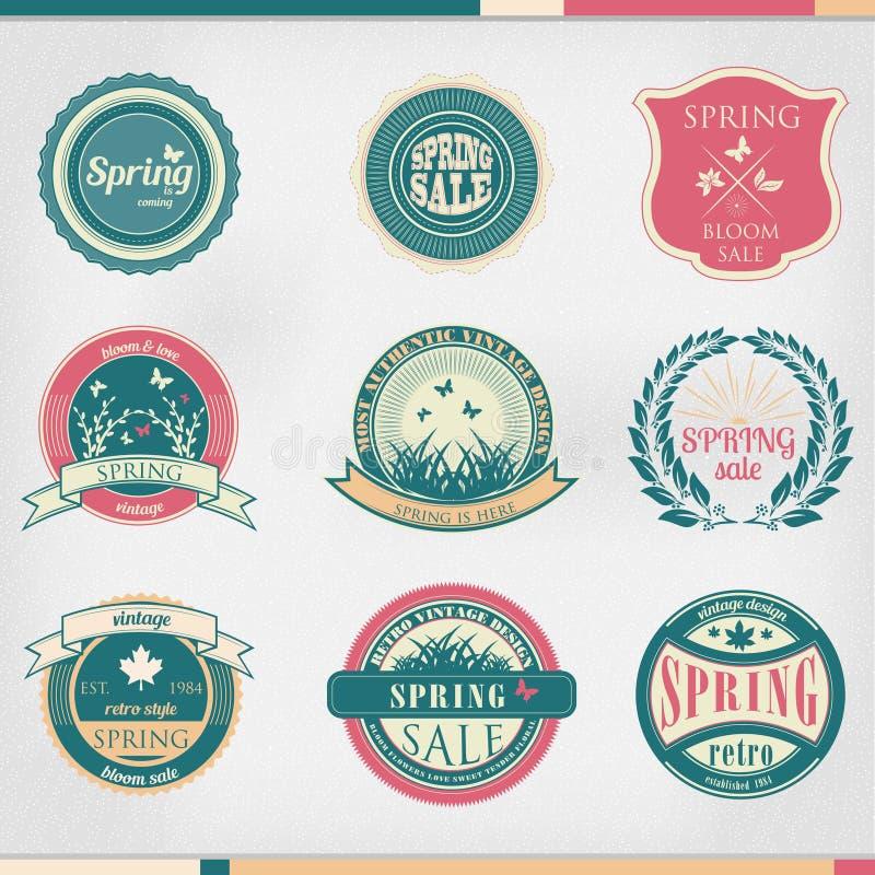 Set biznesu znaka grafika i teksta logo royalty ilustracja