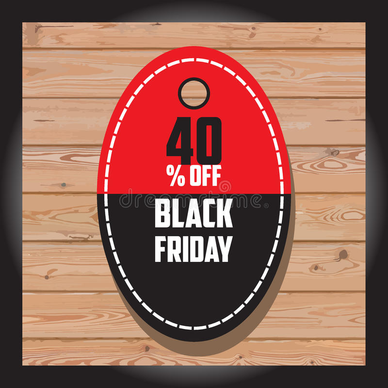 Set of Black friday sale. Black friday banner. Sale banner. Disc stock photo