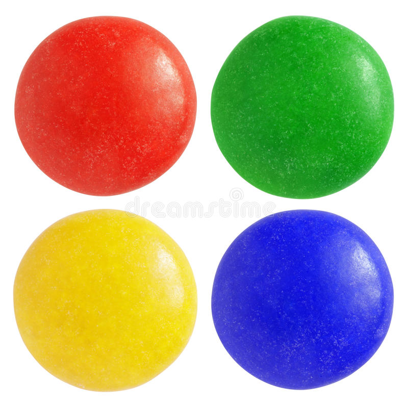 Set Of Candy Stock Image