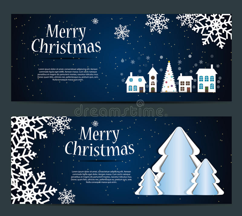 Download Set Of Cards With Christmas BALLS, Stars And Stock Vector - Image: 33874058