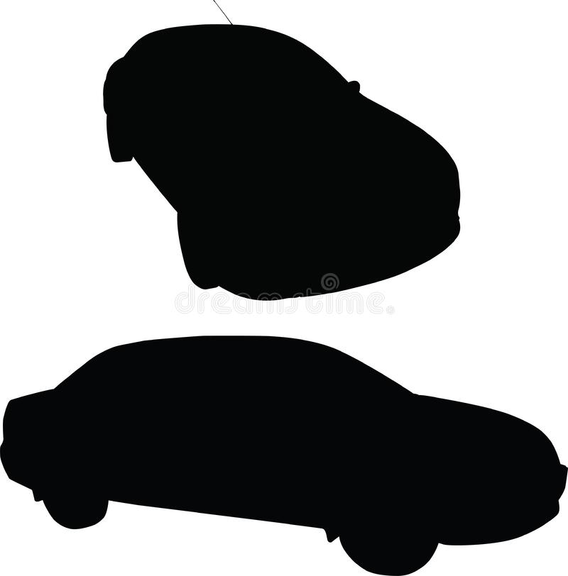 Download Set cars - 1. Silhouette stock vector. Image of mask, motor - 4185572