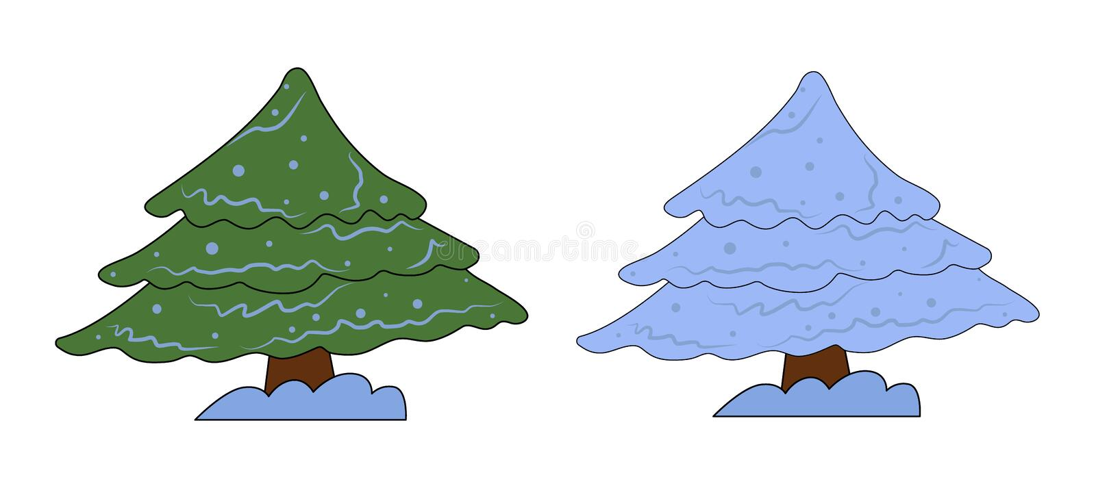Cartoon Evergreen Trees Stock Illustrations 1 232 Cartoon Evergreen Trees Stock Illustrations Vectors Clipart Dreamstime Bright colored cartoon layouts with pointy tips and thick outlines. cartoon evergreen trees stock