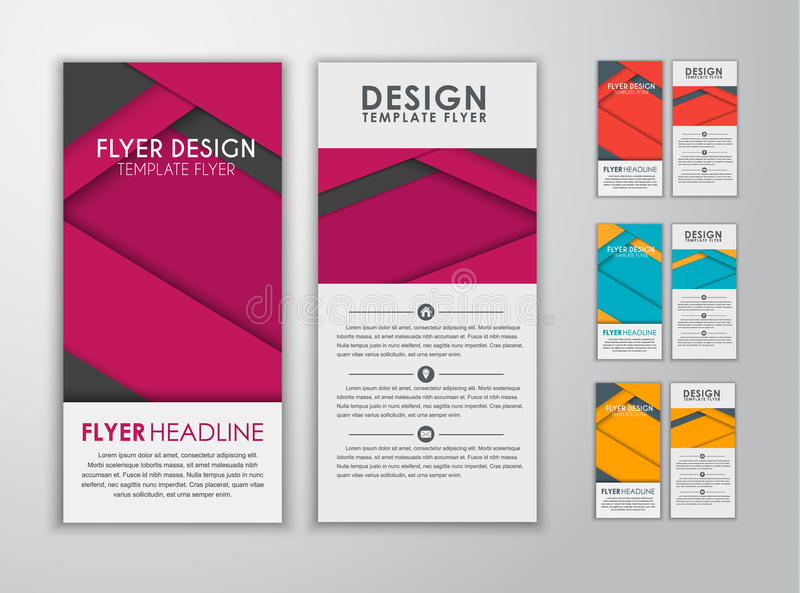 color flyers