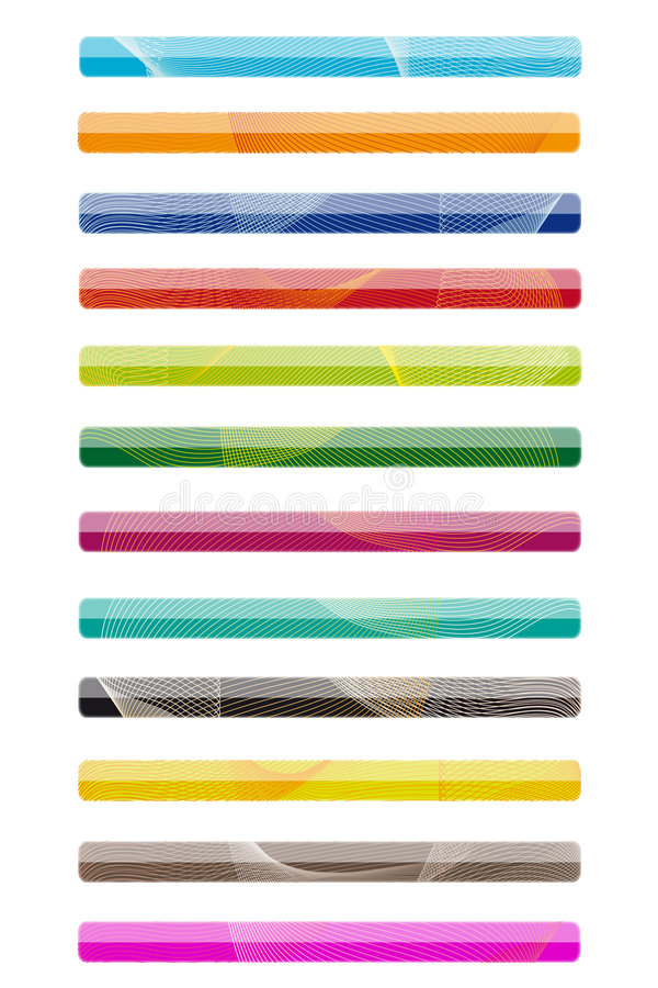 Download Set Of Colorful Banners Royalty Free Stock Images - Image: 7789179