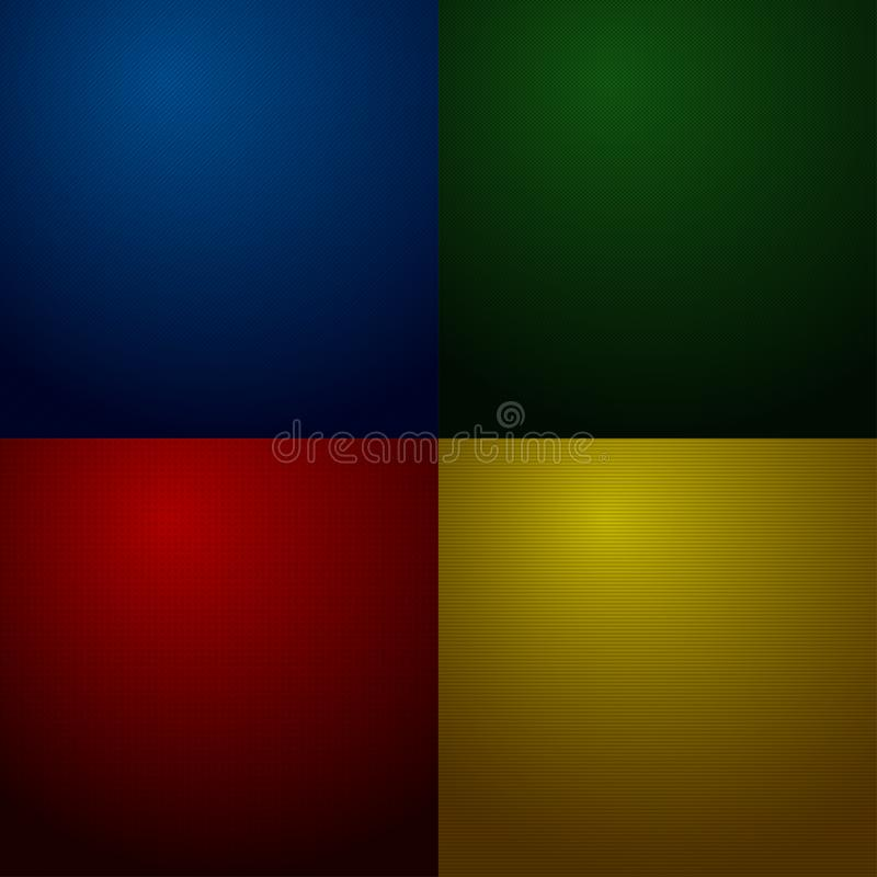 Set of colorful gradient textured backgrounds. Abstract vector illustration templates isolated. Vector isoalted background. Templates. EPS 10 vector illustration
