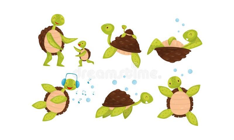 Cute Turtles Stock Illustrations 1 338 Cute Turtles Stock