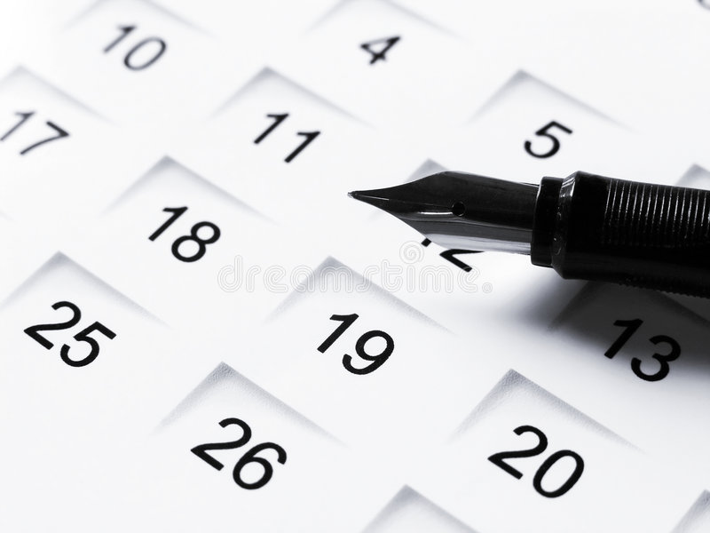 Download Set a date 5 stock photo. Image of opportunity, business - 1245976