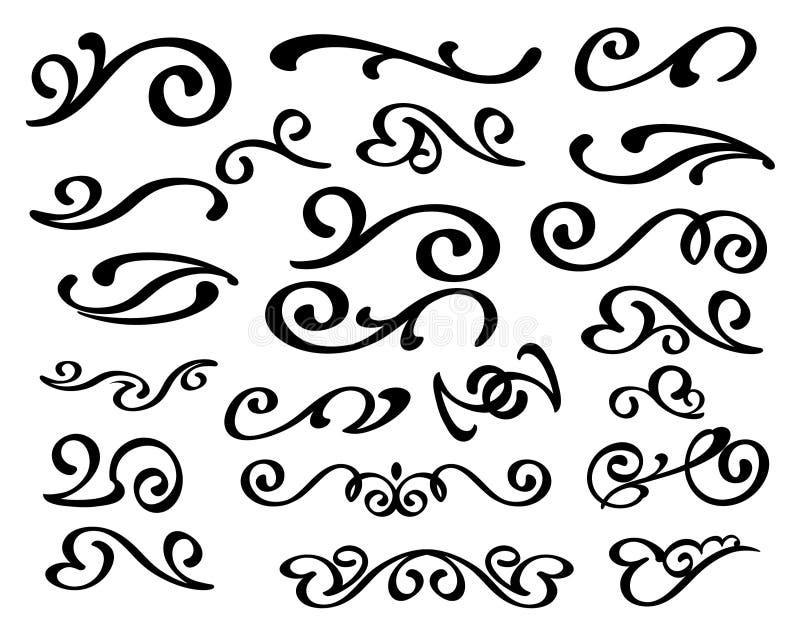 Set of decorative elementsctor illustrationwell built for easy download set of decorative elementsctor illustrationwell built for easy editing stock junglespirit Choice Image
