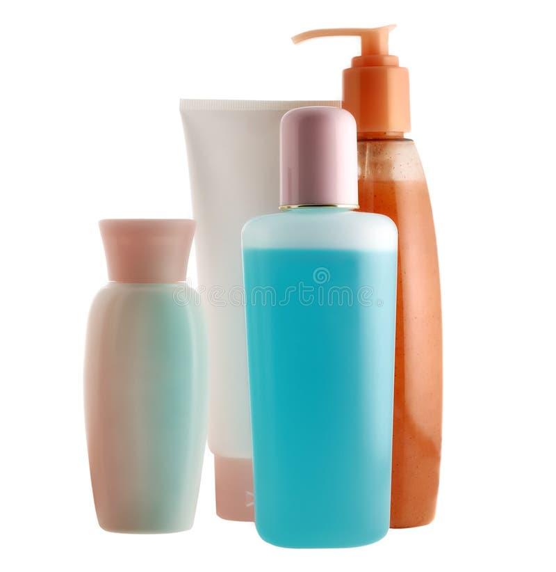 Set der Parfümerie lizenzfreies stockfoto
