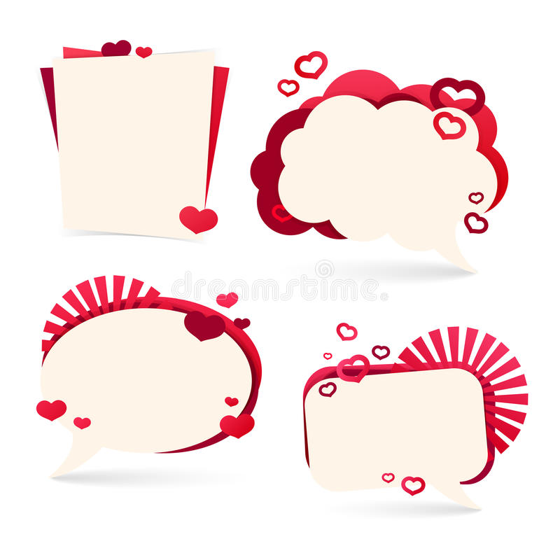 set design template sticker tag banner badge for valentine s day