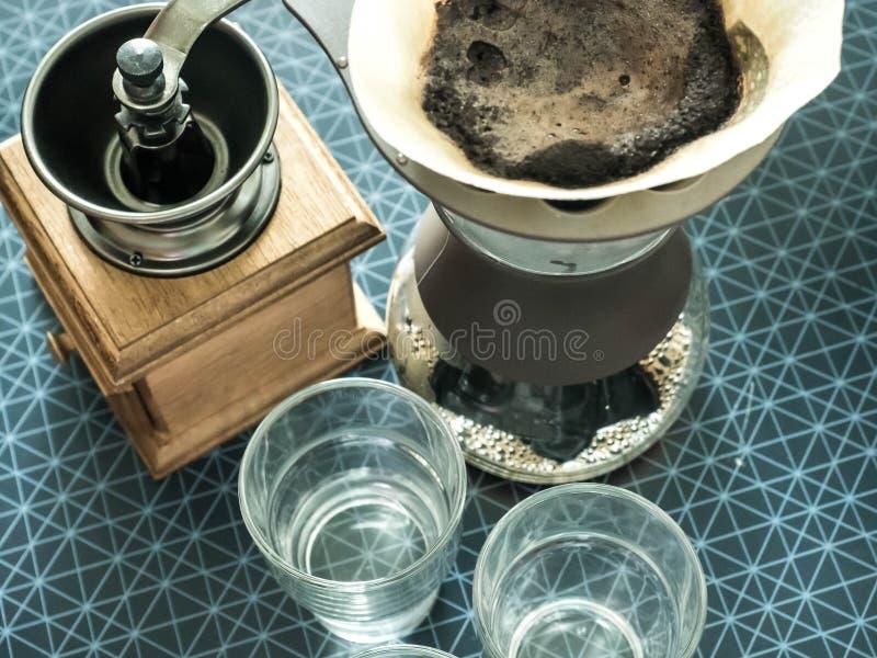 Set Diff kawa obrazy stock