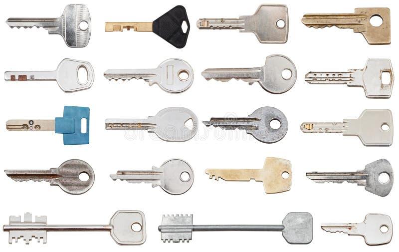 Download Set of different door keys stock image. Image of metal - 38201127  sc 1 st  Dreamstime.com & Set of different door keys stock image. Image of metal - 38201127