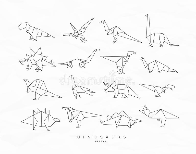 Origami dnosaur tutorial | How to make a paper dinosaur ... | 628x800