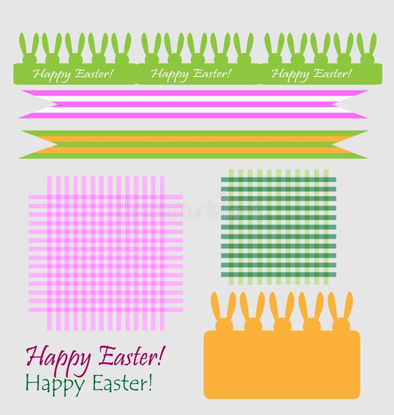 Download Set of easter symbols stock vector. Illustration of baby - 19145508