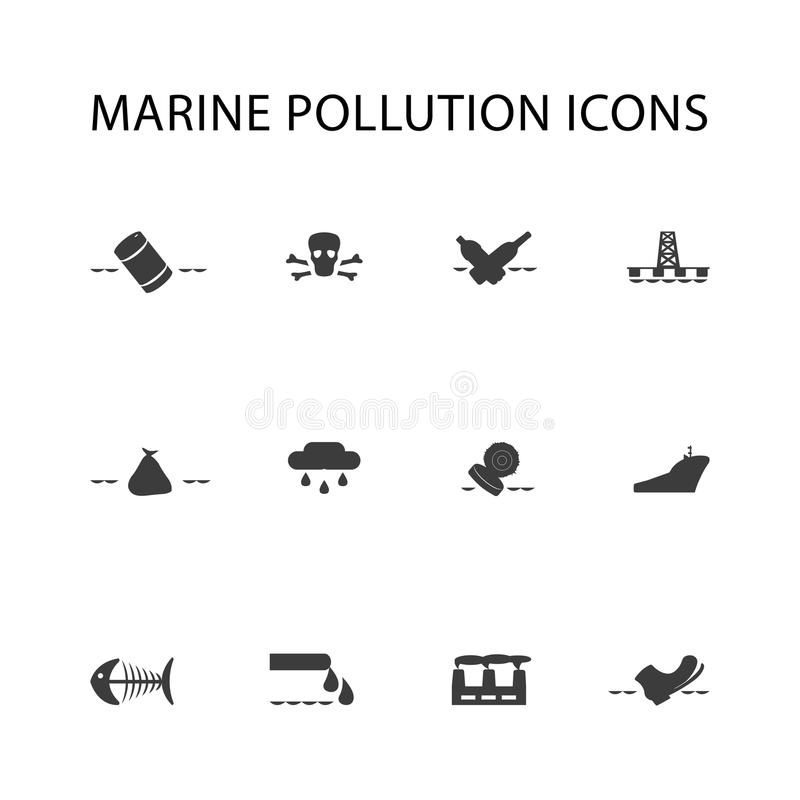 download set of ecology icons elements stock vector illustration of world risk 73866220
