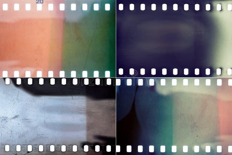Set ekranowe tekstury zdjęcia royalty free