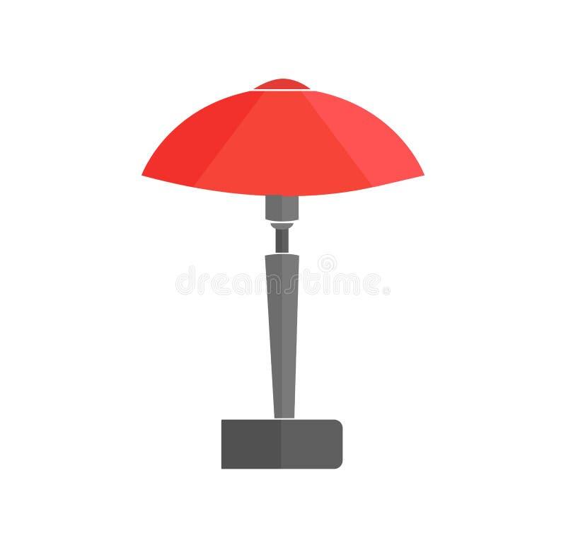 Set elektryczne lampy royalty ilustracja