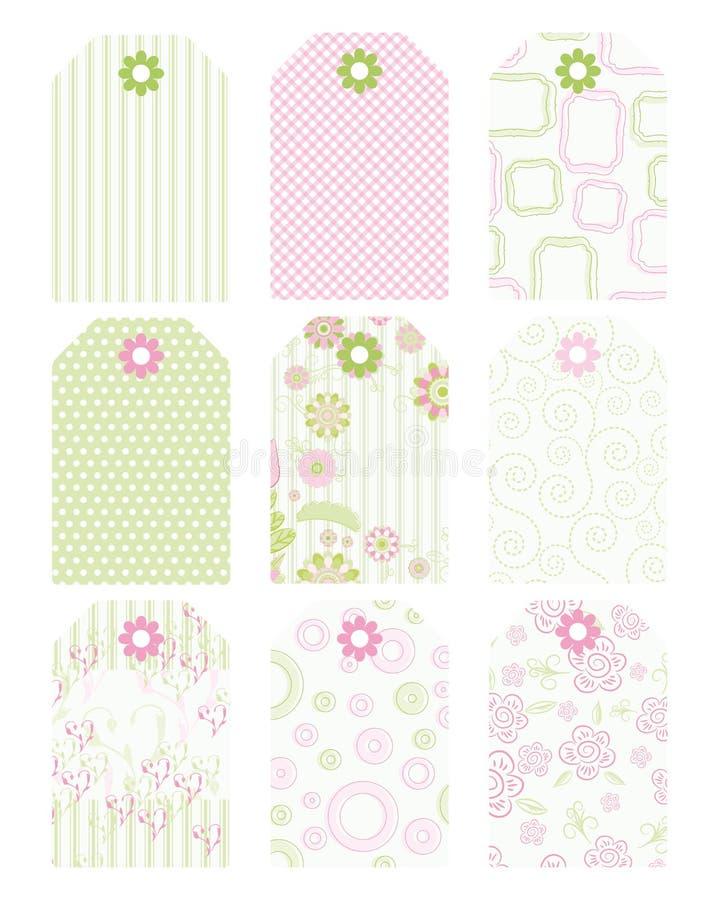 Set of elements for design. royalty free illustration