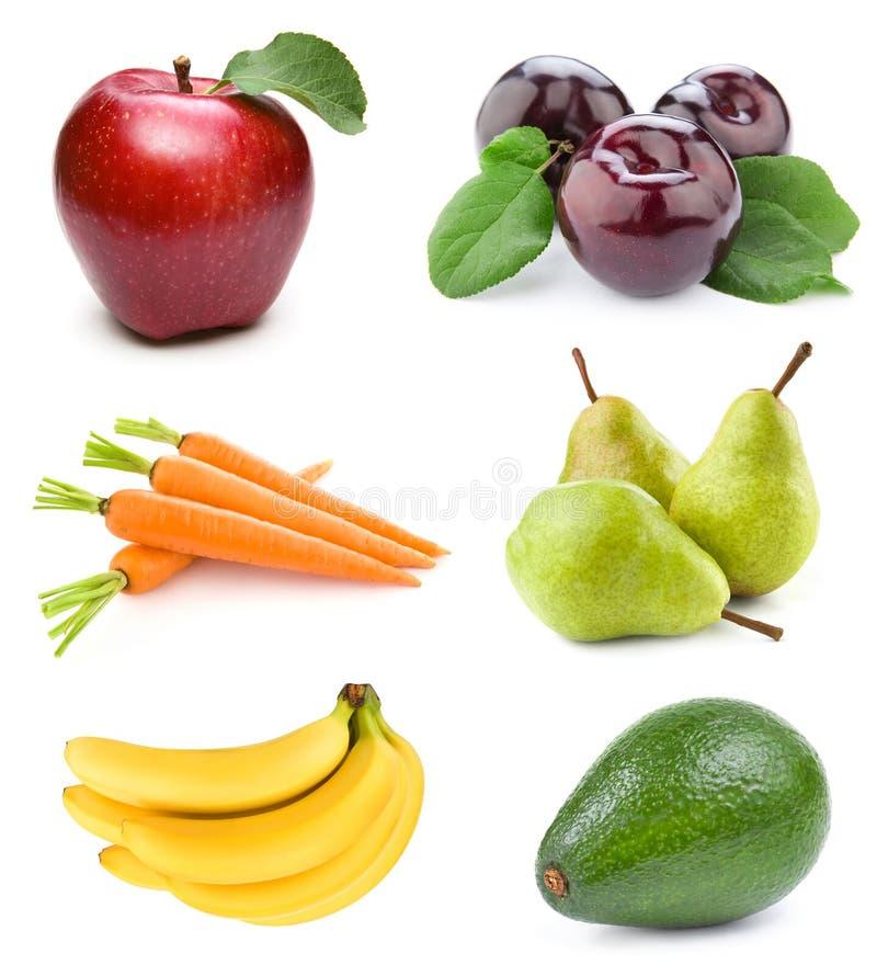 Download Set fruit stock photo. Image of carrot, fruit, apple - 24378982